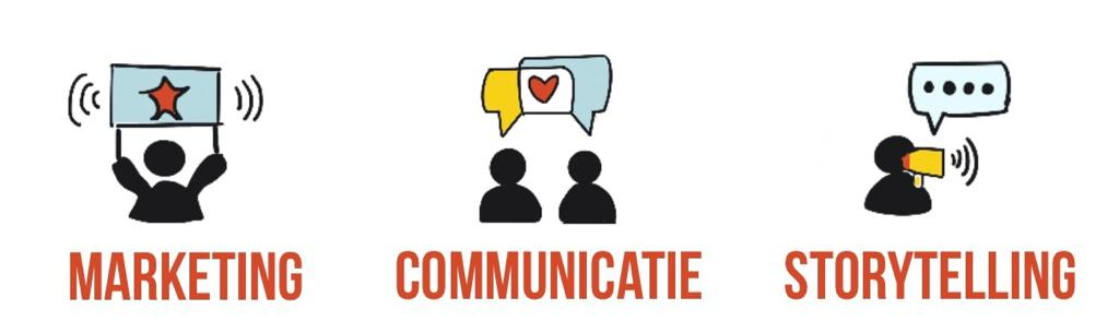 marketing-communicatie-storytelling